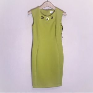 Calvin Klein New W/O tags formal dress size 4